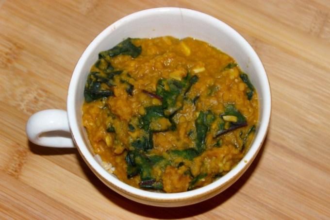 Mung Bean Stew #JivaOrganic