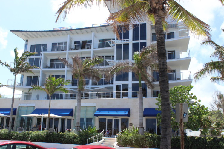 Vacation in Deerfield Beach at the Royal Blues Hotel