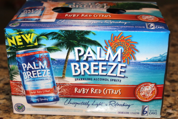 #VacayEveryDay with Palm Breeze