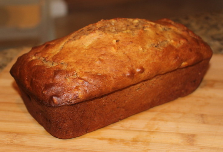 Nutty Banana Bread #Brunchweek