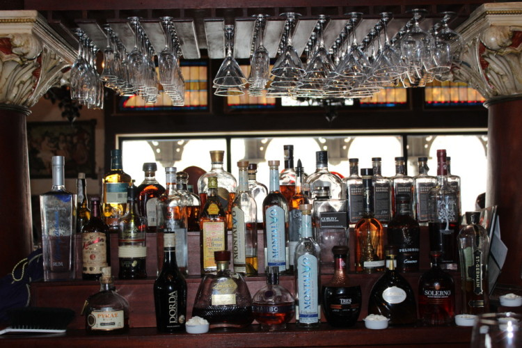 Columbia Restaurant in Ybor City, Tampa