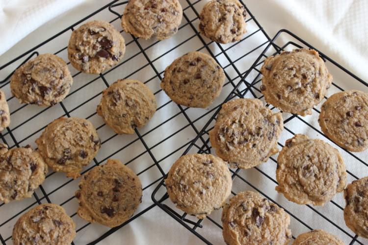Chewy Chocolate Chunk Cookies #LeftoversClub