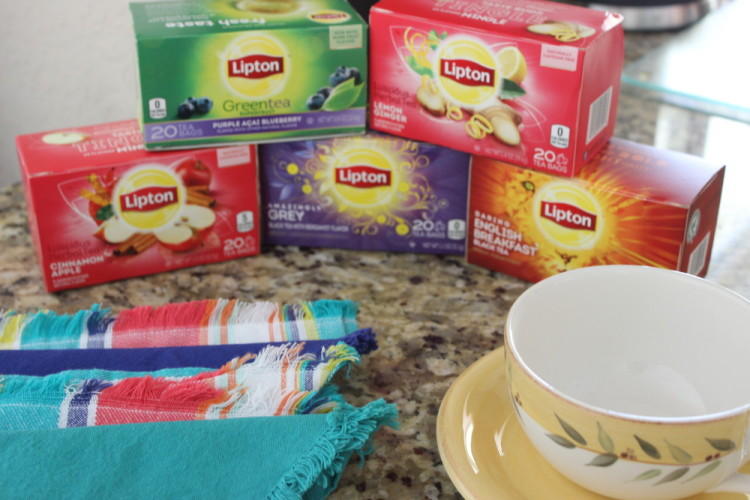 NEW Lipton Tea #LiptonTeaTime #Sponsored