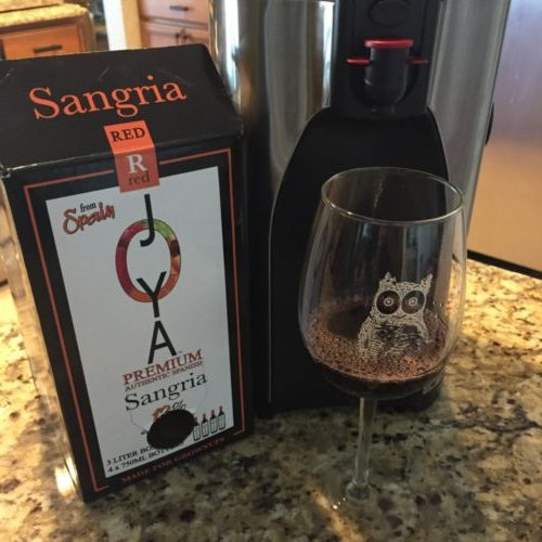Keep JOYA Sangria + Other Boxed Wines Fresh with Boxxle