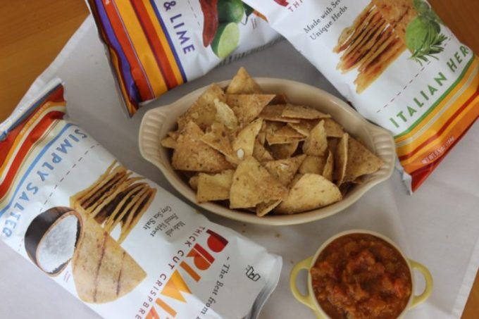 Say Hello To Your New Favorite Party Snack: Primizie Crispbreads!