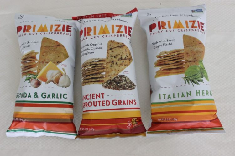 Summertime Snacking with Primizie Chips and Hope Hummus