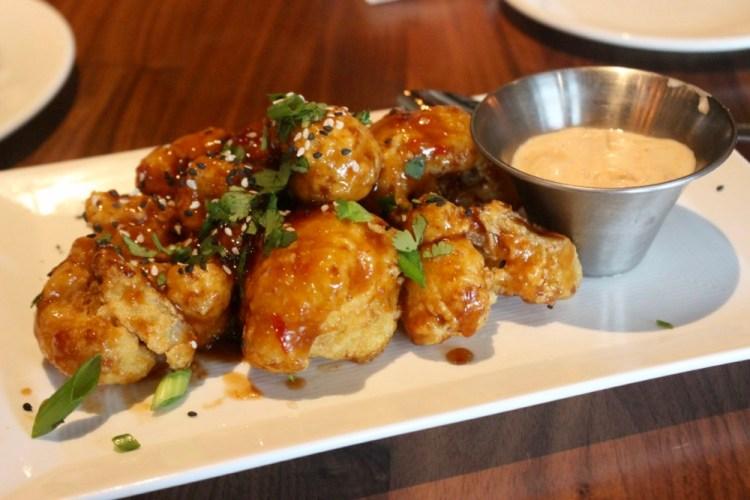 Burton's Grill and Bar General Tso's Cauliflower