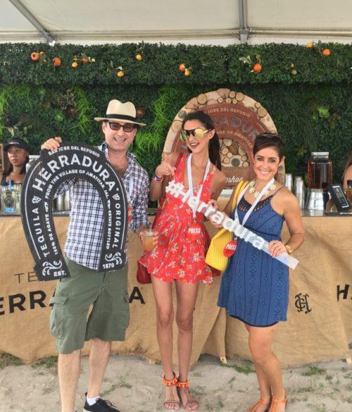 South Beach Seafood Festival Herradura Tequila
