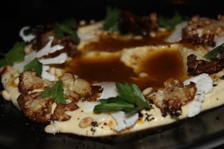 The Rebel House Boca Raton Cauliflower Hummus