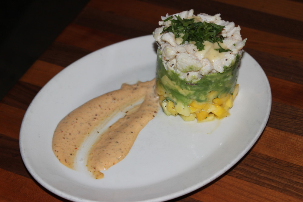 Deck 84 Delray Beach Jumbo Lump Crab Stack