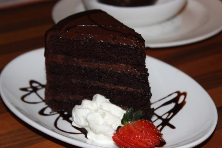 Deck 84 Delray Beach Chocolate Cake