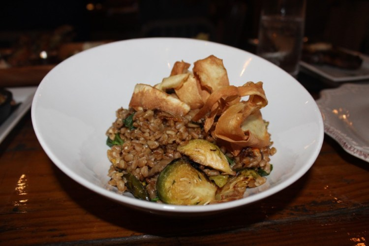 CWS Kitchen + Bar Lake Worth, Fall Harvest Grain Bowl
