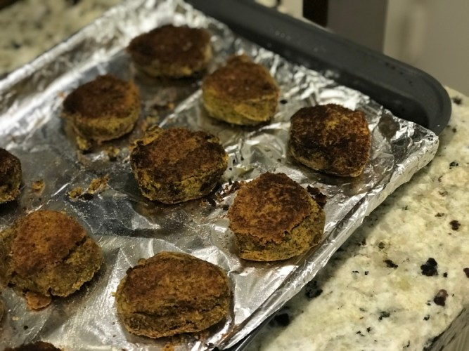 Vegan and Gluten-Free Falafel
