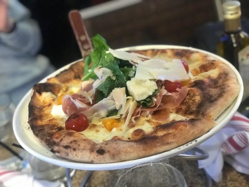 Prezzo Boca Raton, Wood Oven Pizza