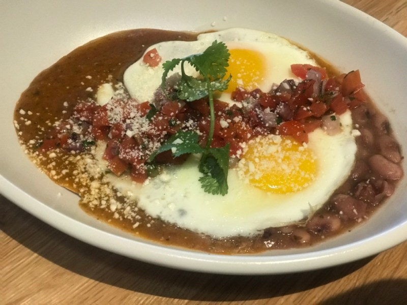 True Food Kitchen Boca Raton, Huevos Rancheros