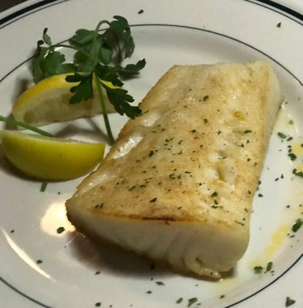 Wolfgang's Steakhouse Miami, Grilled Chilean Sea Bass