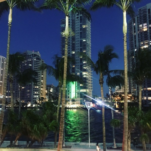 Wolfgang's Steakhouse Miami, Biscayne Bay View