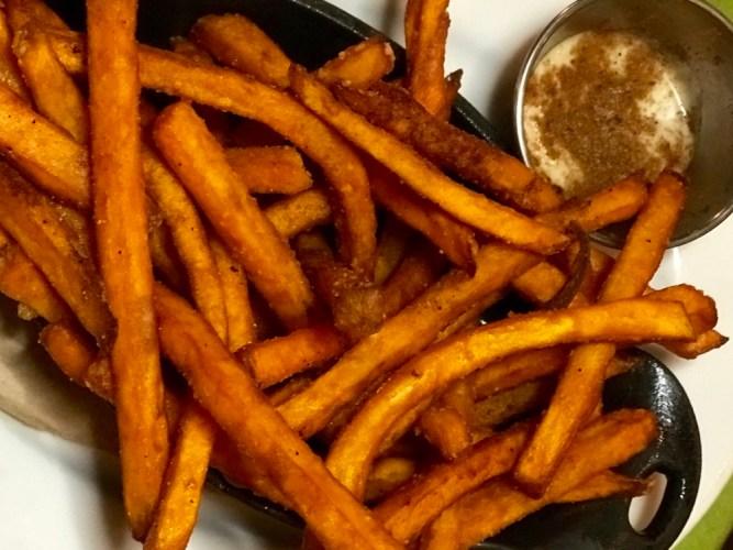 Farmhouse Kitchen Boca Raton, Sweet Potato Fries