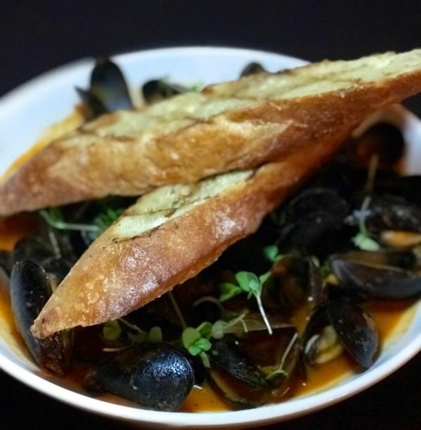 Square One Restaurant Boca Raton, Mussels