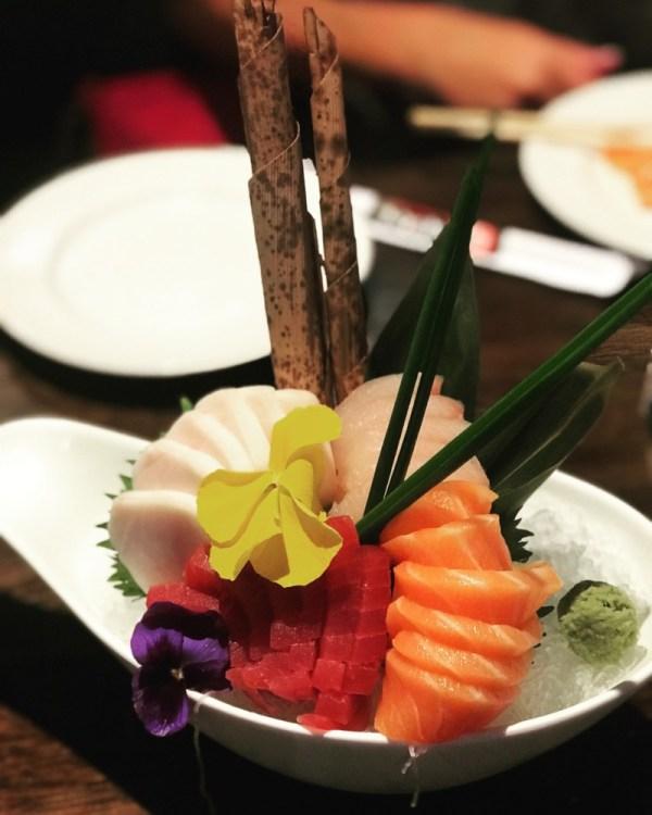 Saiko-i Sushi Lounge and Hibachi Boca Raton, Sashimi Platter