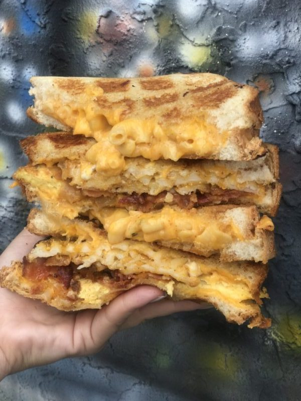 City of Wilton Manors Tour, New York Grilled Cheese