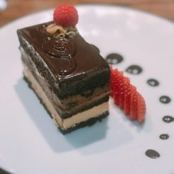 Farmer's Table Boca Raton, Vegan Gluten-Free Chocolate Cake