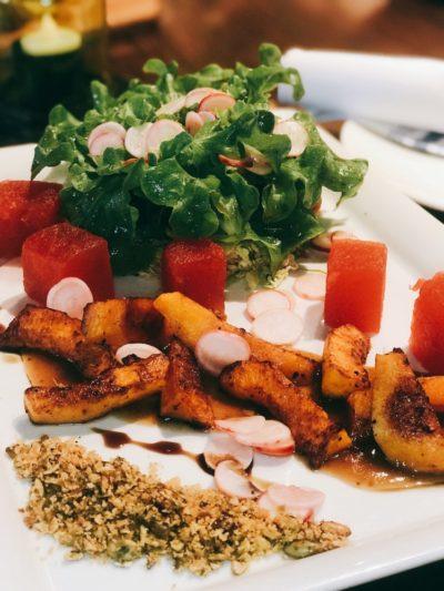 Farmer's Table Boca Raton, Root to Stem Salad