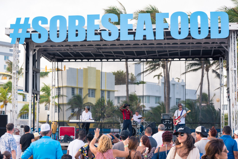 South Beach Seafood Festival 2018