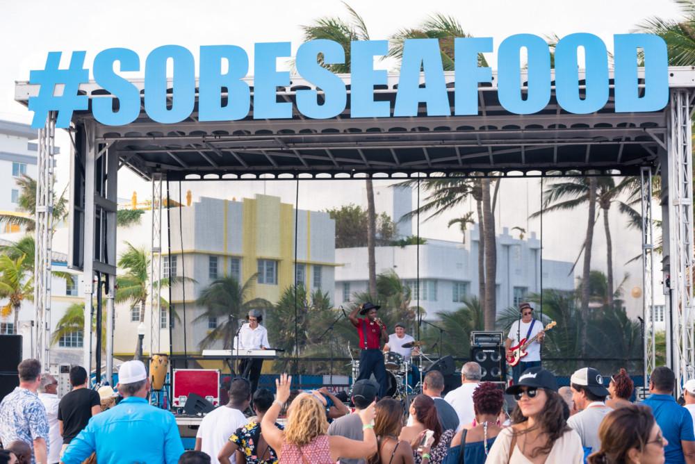 South Beach Seafood Festival 2018