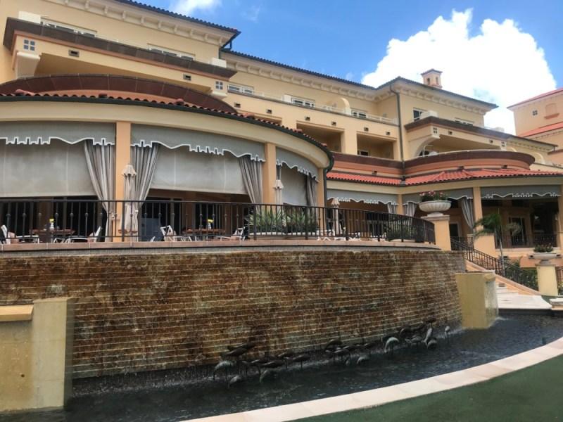 Eau Palm Beach Resort & Spa, Resort View
