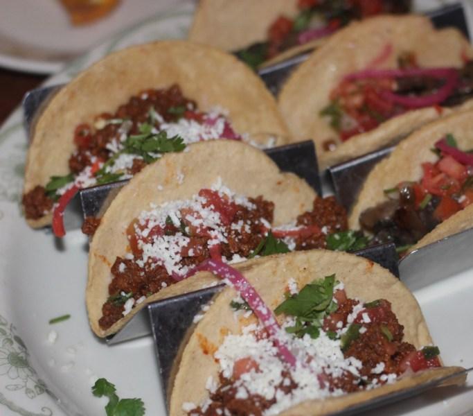 Roccos Tacos Delray Beach, Beef Tacos