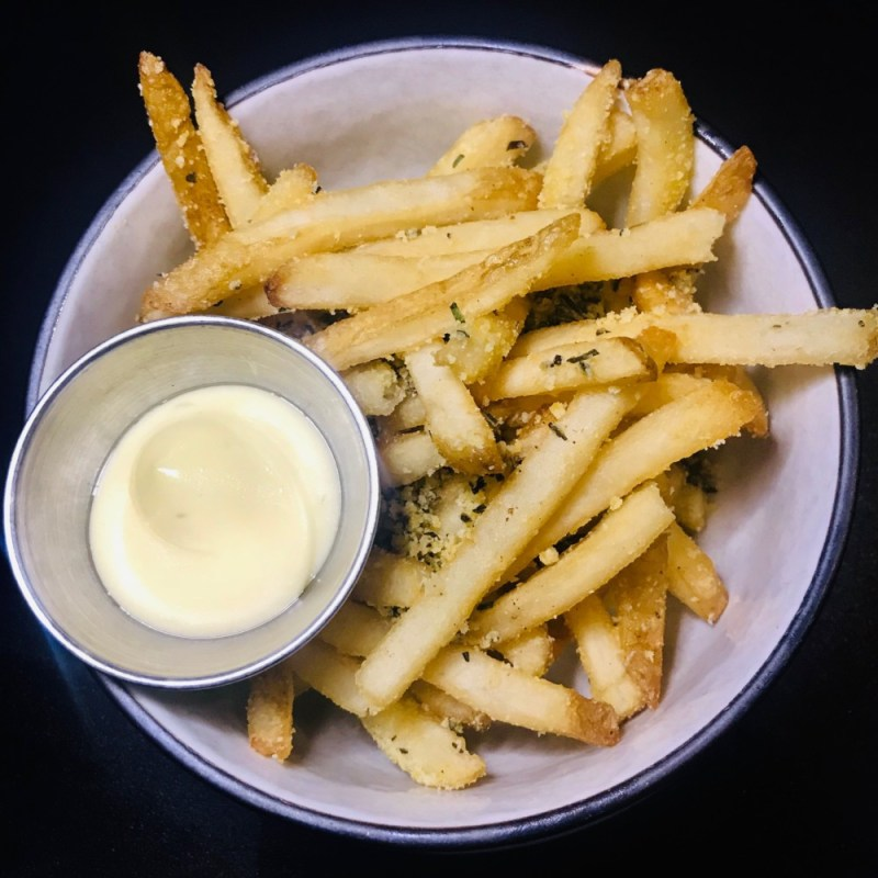 Planta South Beach, Truffle Fries