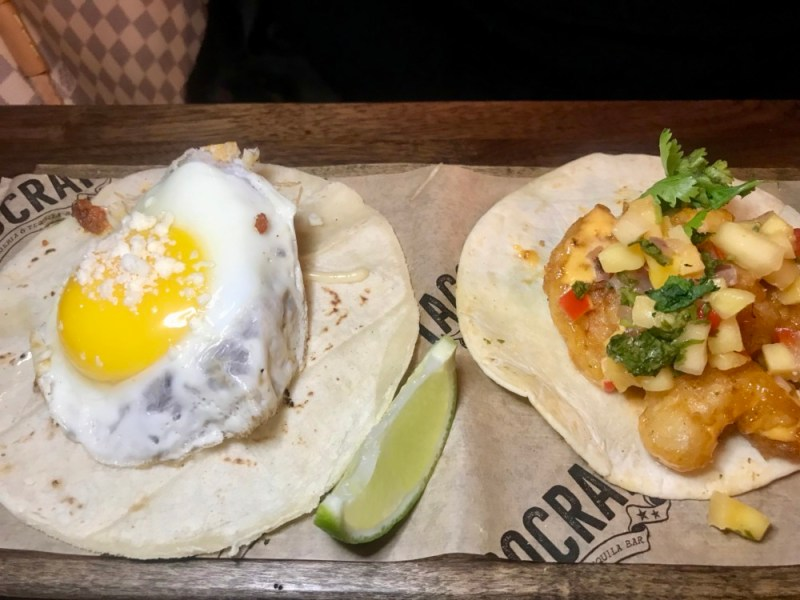 TacoCraft, Lauderdale By The Sea, Tacos