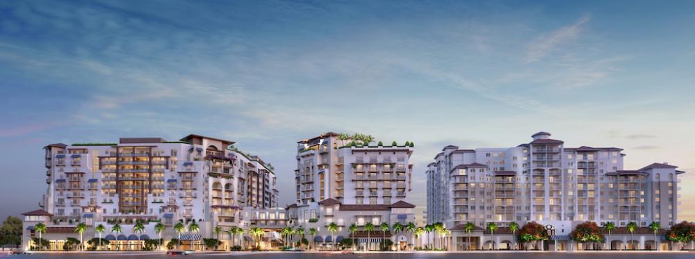 The Residences at Mandarin Oriental Boca Raton, Via Mizner