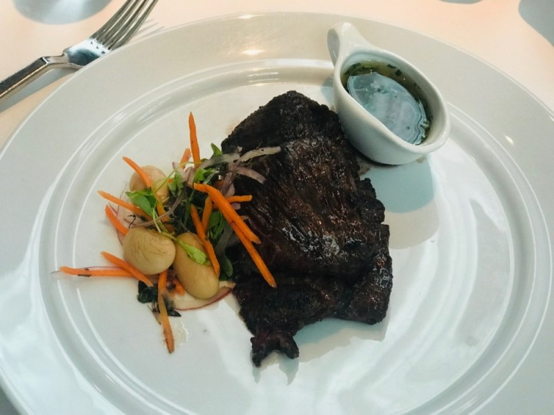 Diplomat Prime at The Diplomat Beach Resort, Wagyu Skirt Steak