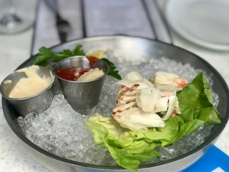 Oceans 234 Deerfield Beach, Crab Cocktail