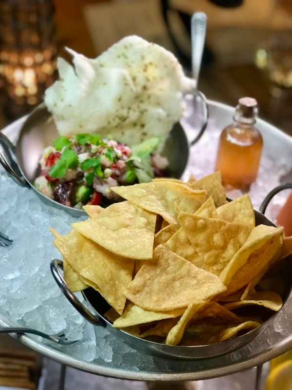 Even Keel Fish & Oyster Fort Lauderdale, Ceviche