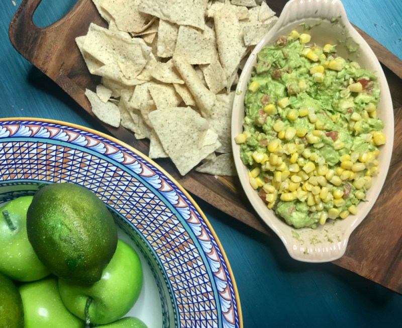Fresh From Florida, Sweet Corn Guacamole