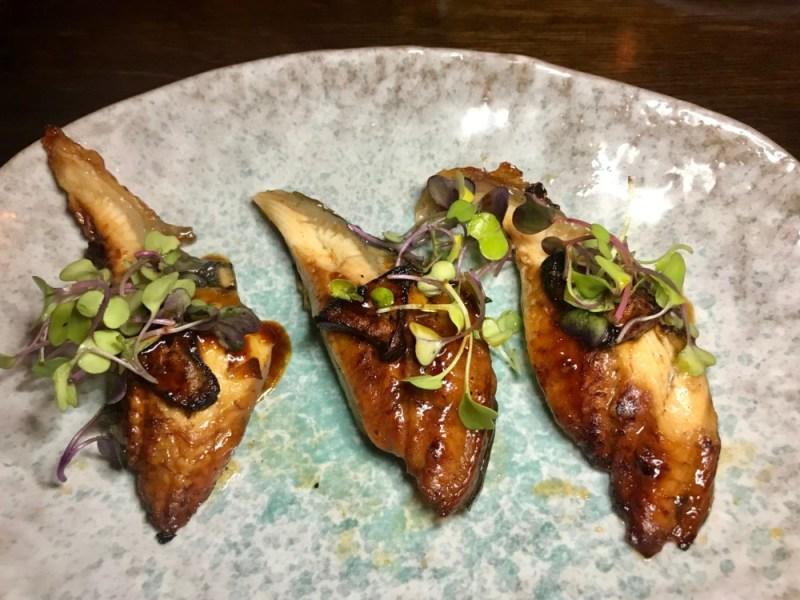 Saiko-i Sushi Lounge & Hibachi Boca Raton, Fois Gras and Eel