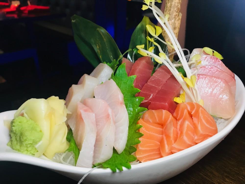 Saiko-i Sushi Lounge & Hibachi Boca Raton, Sashimi Platter