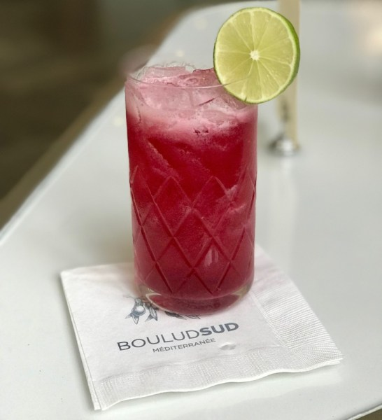 Boulud Sud Miami, Cocktail
