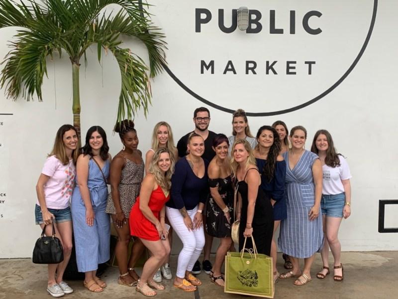 District Farmers Market at Grandview Public Market West Palm Beach, Influencers