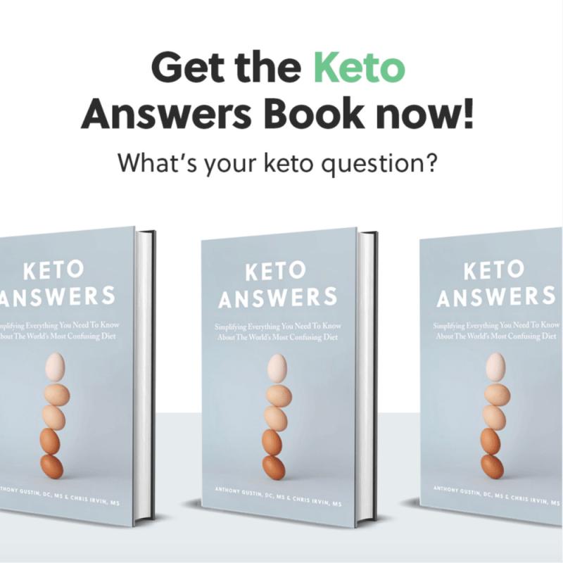 Perfect Keto, Keto Answers Book