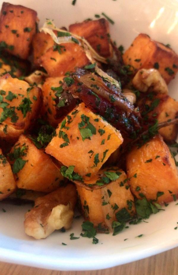 Florie's Palm Beach Brunch, Sweet Potatoes