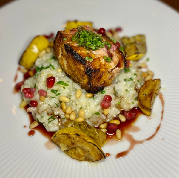 Restaurant Month Special at Roses Daughter Delray Beach, Sea Bass
