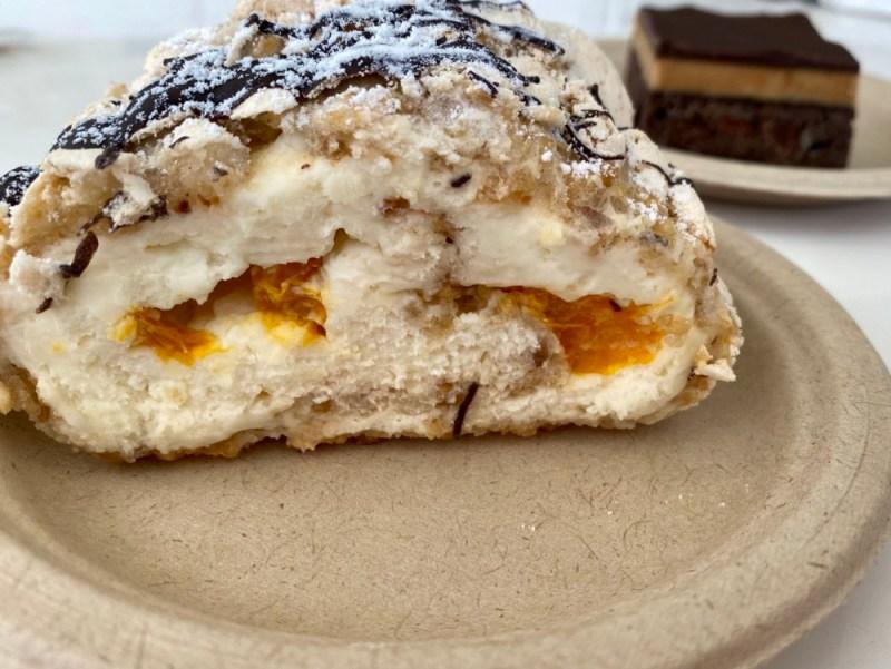 Johan's Joe West Palm Beach, Swedish Pastry, Budapest Roll