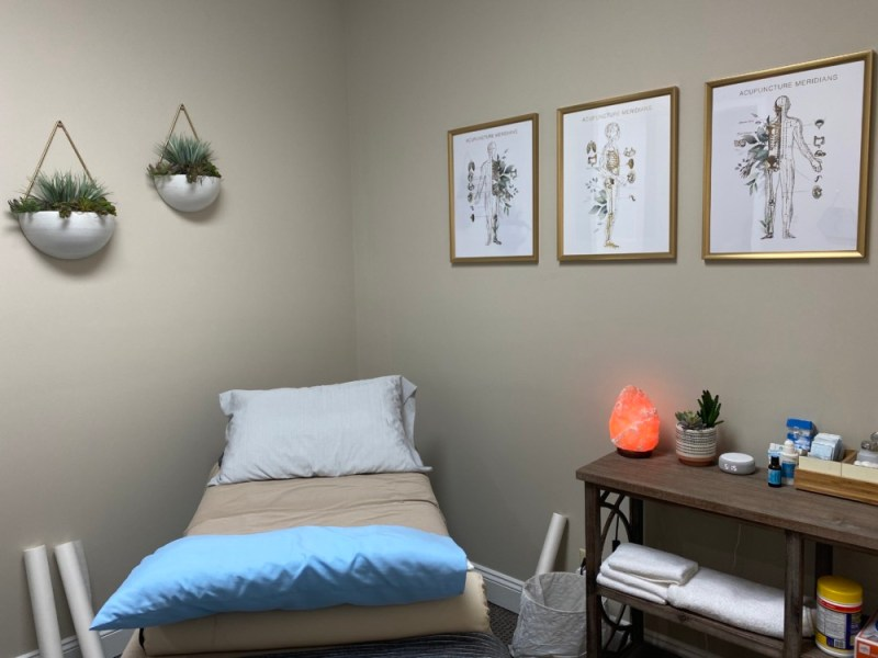 Acupuncture for Stress Relief at Reclaim Wellness