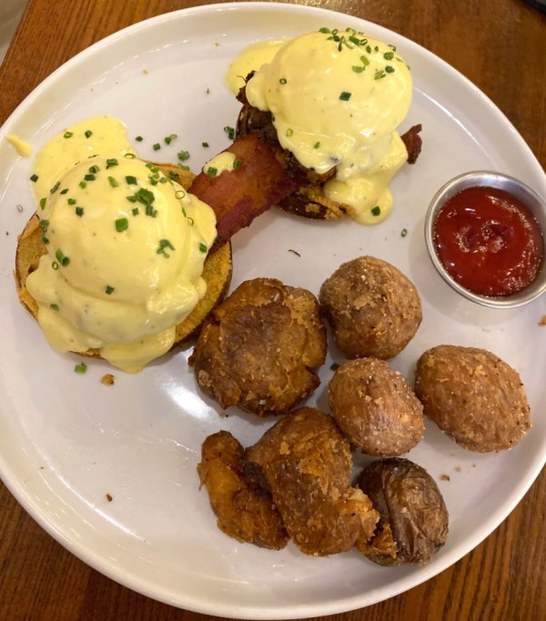 Batch New Southern Kitchen West Palm Beach Crab Cake Benedict