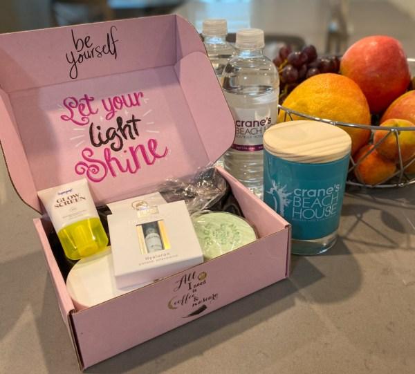 Be Well at Crane's Bella Reina Happiness Box