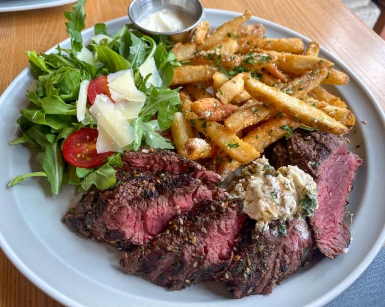 Max's Grille Summer Menu, Hanger Steak